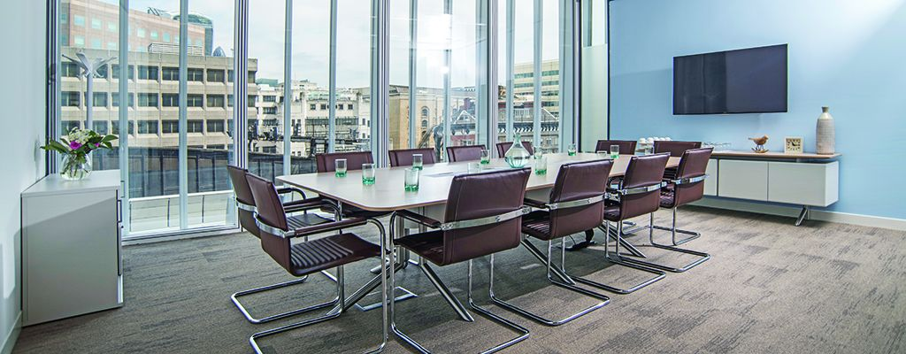The importance of a professional meeting space